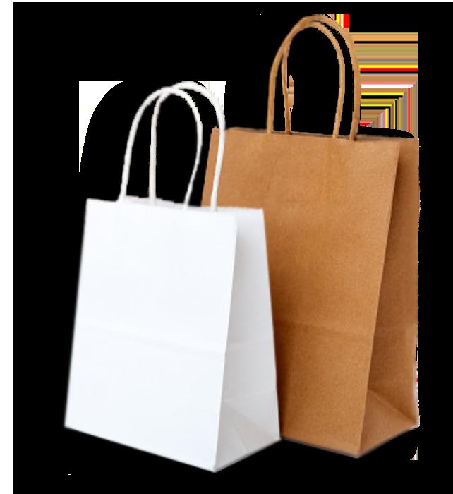 крафт пакеты с логотипом