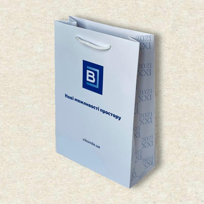 Изготовление бумажных пакетов на заказ